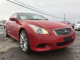 Used 2008 Infiniti G37 Sport for sale in Gloucester, ON