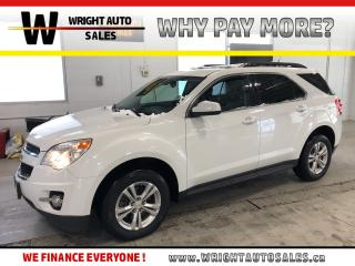 Used 2012 Chevrolet Equinox 2LT|SUNROOF|LEATHER|BLUETOOTH|102,122 KM for sale in Cambridge, ON