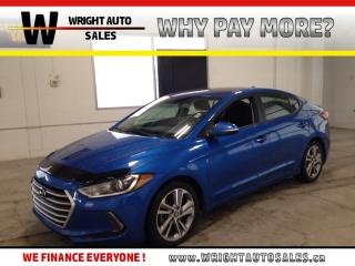 Used 2017 Hyundai Elantra |SUNROOF|BACKUP CAMERA|55,253 KMS for sale in Cambridge, ON