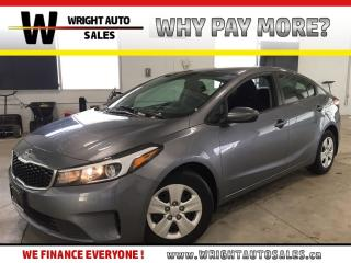 Used 2018 Kia Forte LX|BLUETOOTH|KEYLESS ENTRY|21,835 KMS for sale in Cambridge, ON