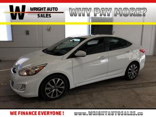 Used 2015 Hyundai Accent LOW MILEAGE|SUNROOF|BLUETOOTH|606 KMS for sale in Cambridge, ON