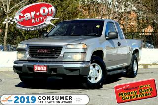 Used 2004 GMC Canyon SL 2.8L 5 SPPED A/C ALLOYS for sale in Ottawa, ON