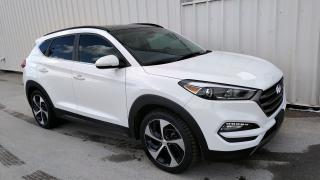 Used 2016 Hyundai Tucson AWD | Leather | Navigation | Sunroof | +Snow Tires for sale in Listowel, ON