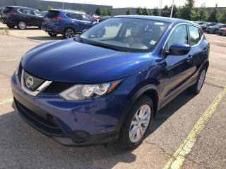 New 2018 Nissan Qashqai S for sale in Burlington, ON