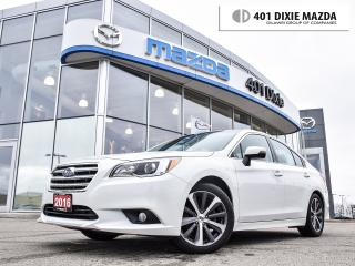Used 2016 Subaru Legacy 2.5i LimitedPackagew/TechPkg|NOACCINDET|ONEOWNER for sale in Mississauga, ON