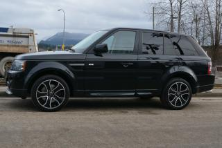 Used 2013 Land Rover Range Rover Sport HSE 4WD GT Limited Edition for sale in Vancouver, BC