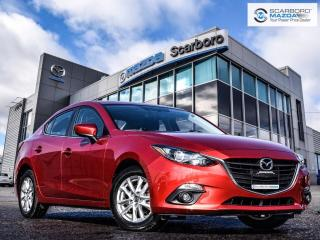 Used 2015 Mazda MAZDA3 1 OWNER|NO ACCIDENTS for sale in Scarborough, ON