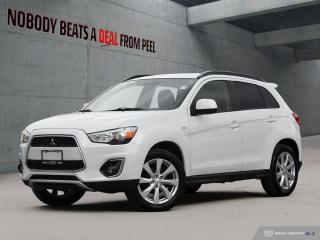 Used 2014 Mitsubishi RVR GT*Leather*Reverse CAM*Bluetooth* for sale in Mississauga, ON
