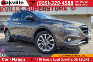 Used 2015 Mazda CX-9 GT | NAV | SUNROOF | 7 SEATS | HEATED SEATS for sale in Oakville, ON