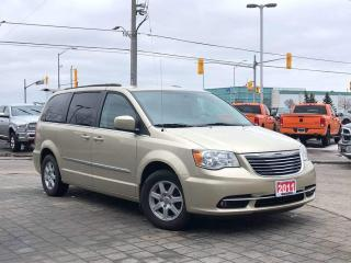 Used 2011 Chrysler Town & Country TOURING for sale in Mississauga, ON