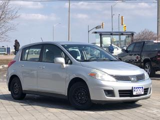 Used 2009 Nissan Versa 1.8 SL for sale in Mississauga, ON