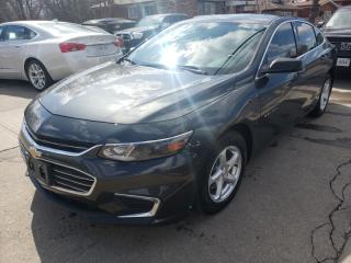 Used 2018 Chevrolet Malibu 4dr Sdn LS w/1LS for sale in Toronto, ON