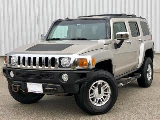 Used 2006 Hummer H3 Leather| TRADE IN SPECIAL! for sale in Mississauga, ON