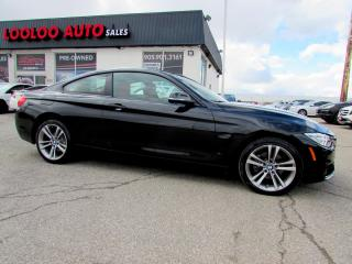 Used 2016 BMW 4 Series 428i xDrive SULEV COUPE HEADS UP DISPLAY NAVIGATION C for sale in Milton, ON