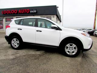Used 2013 Toyota RAV4 LE AWD BLUETOOTH AUTO CERTIFIED 2YR WARRANTY for sale in Milton, ON