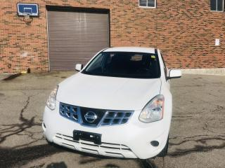 Used 2011 Nissan Rogue S 2WD for sale in Brampton, ON