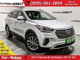 Used 2018 Hyundai Santa Fe XL Premium| AWD| BLIND SPOT DETECTION| for sale in Burlington, ON