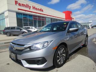 Used 2017 Honda Civic EX, HONDA CERTIFIED! for sale in Brampton, ON