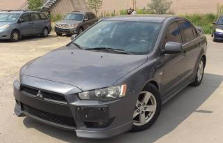 Used 2009 Mitsubishi Lancer SE for sale in Brampton, ON
