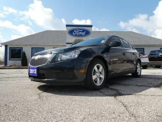 Used 2012 Chevrolet Cruze LT Turbo- BLUETOOTH- LOW KM for sale in Essex, ON