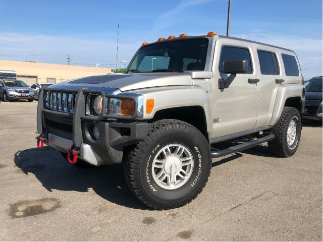 2008 Hummer H3 4WD Moonroof Running Boards