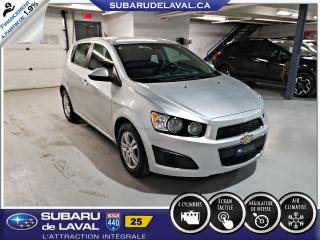 Used 2013 Chevrolet Sonic LT HATCHBACK for sale in Laval, QC
