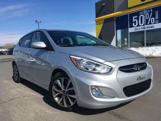 Used 2017 Hyundai Accent SE HATCHBACK TOIT for sale in Lévis, QC
