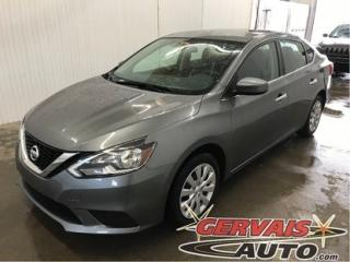 Used 2017 Nissan Sentra Sv A/c Bluetooth for sale in Shawinigan, QC