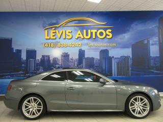 Used 2015 Audi A5 PROGRESSIV PACKAGE QUATTRO GPS NAVIGATIO for sale in Lévis, QC