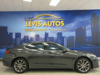 Used 2015 Acura TLX Tech SH-AWD for sale in Lévis, QC