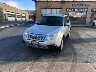 Used 2011 Subaru Forester 2.5 X Convenience Package for sale in North York, ON