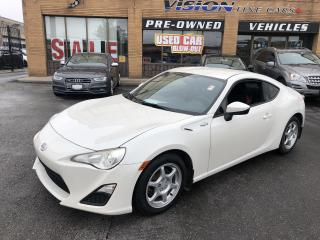 Used 2013 Scion FR-S Coupe-MAN-PIONEER for sale in North York, ON