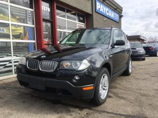 Used 2008 BMW X3 3.0I for sale in Kitchener, ON