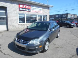 Used 2006 Volkswagen Jetta TDI for sale in St-Hubert, QC