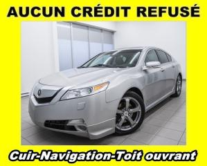 Used 2009 Acura TL Tech package SH-AWD for sale in St-Jérôme, QC