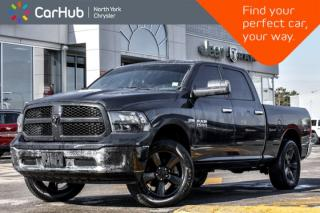 Used 2016 RAM 1500 2016 Ram 1500 4x4|CrewCab|HEMI|SiriusXM|Bluetooth for sale in Thornhill, ON