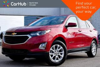Used 2018 Chevrolet Equinox LT |AWD|RemoteAutoStart|SatRadio|HtdFrontSeats for sale in Thornhill, ON