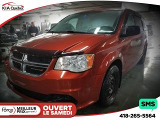 Used 2012 Dodge Grand Caravan SE Stow N' Go for sale in Québec, QC