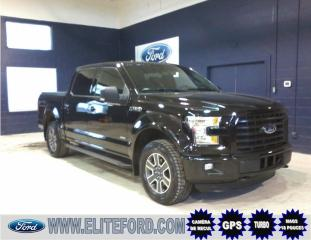 Used 2016 Ford F-150 SCREW, SPORT, 2.7L ÉCOBOOST, GPS for sale in St-Jérôme, QC