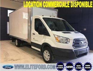 Used 2018 Ford Transit T-350, 14 PIEDS, AUCUNE BALANCE for sale in St-Jérôme, QC
