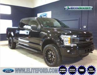 Used 2018 Ford F-150 SPORT, MAGS 20 POUCES, ÉCOBOOST for sale in St-Jérôme, QC