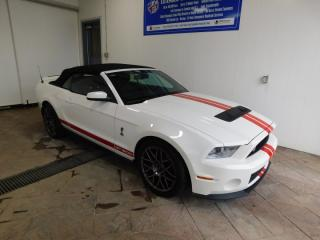 Used 2011 Ford Mustang Shelby GT *MANUAL* for sale in Listowel, ON