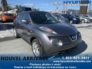 Used 2013 Nissan Juke BAS KILO! SV FWD+A/C+BLUETOOTH for sale in Sherbrooke, QC
