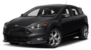 Used 2017 Ford Focus ST for sale in Calgary, AB