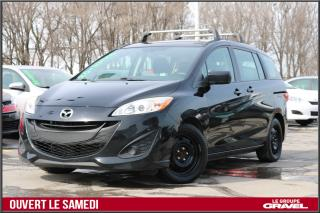 Used 2012 Mazda MAZDA5 Gs - Bluetooth for sale in St-Léonard, QC