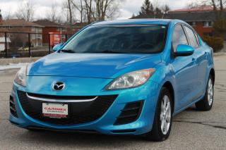 Used 2010 Mazda MAZDA3 GS Sunroof | Bluetooth | CERTIFIED for sale in Waterloo, ON