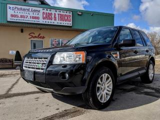 Used 2008 Land Rover LR2 SE for sale in Bolton, ON