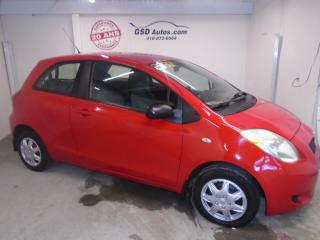 Used 2006 Toyota Yaris CE for sale in Ancienne Lorette, QC