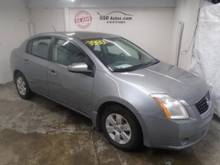 Used 2008 Nissan Sentra 2.0 S for sale in Ancienne Lorette, QC