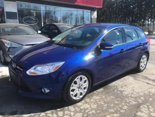 Used 2012 Ford Focus GAR for sale in St-Eustache, QC